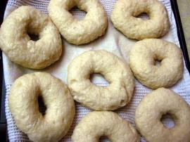 Boiled Bagels