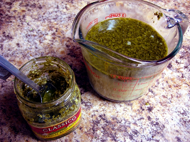Pesto Mixed