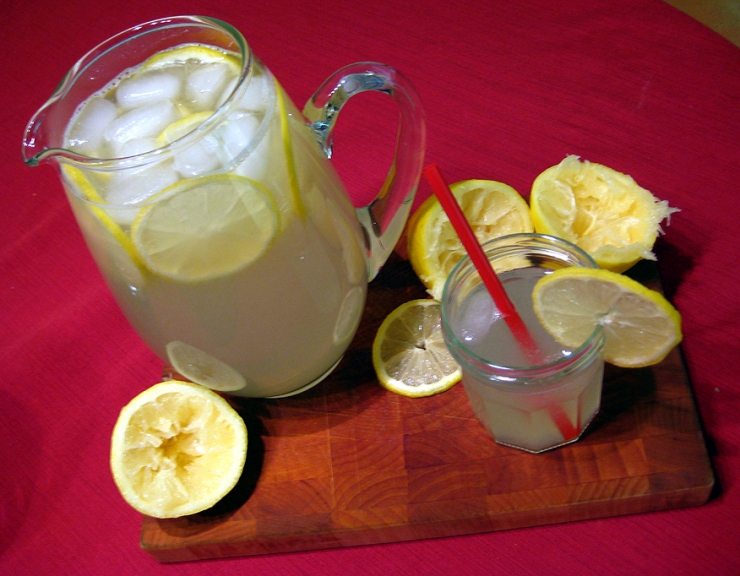 Easiest Lemonade