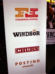 Federal Windsor Sign