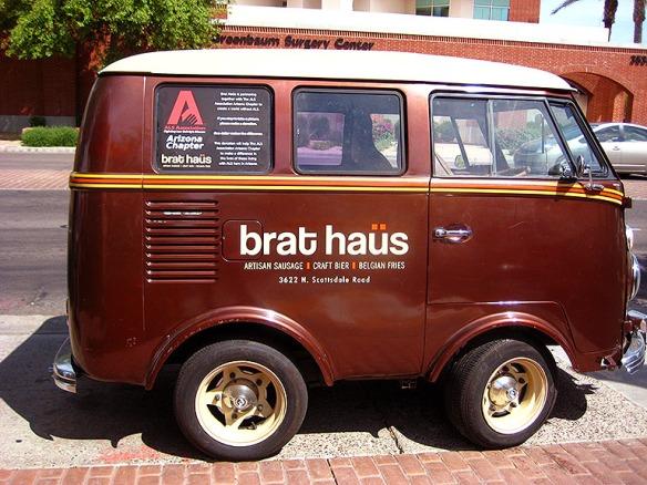 Brat Haus Van