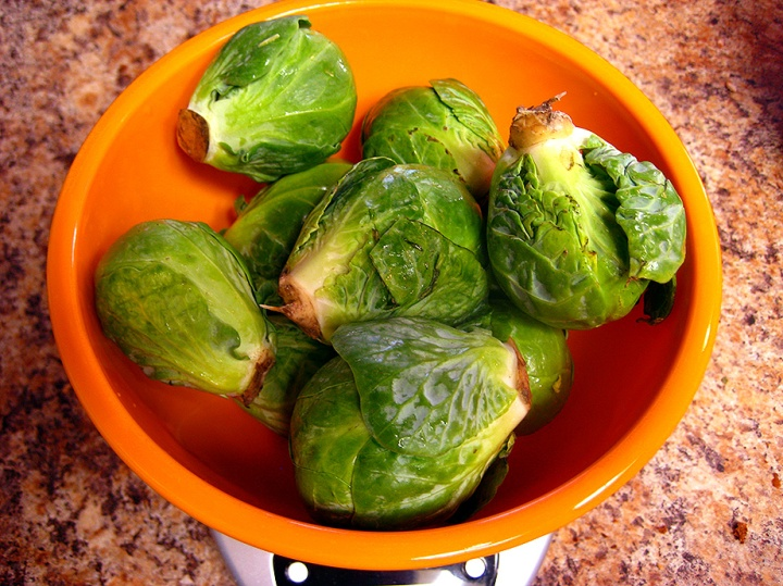 Brussels Sprouts Bowl