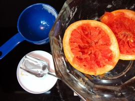 Grapefruit Juiced