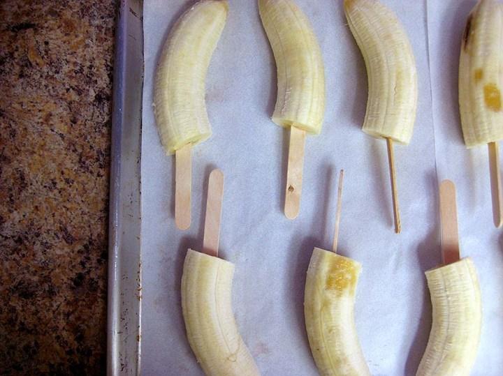 Bananas Sticks