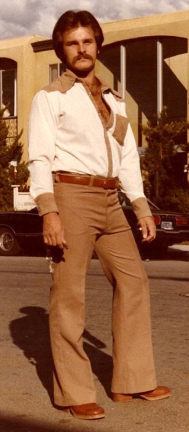 70's Dad!