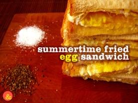SummertimeFriedEggSand