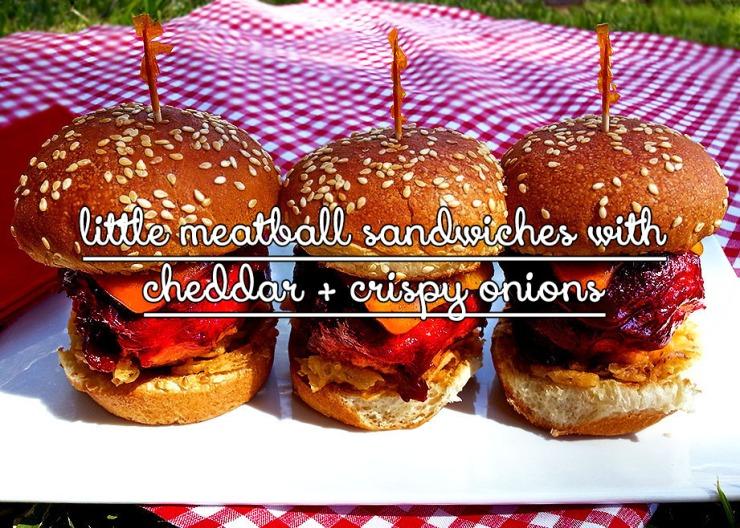 MeatballSandwiches