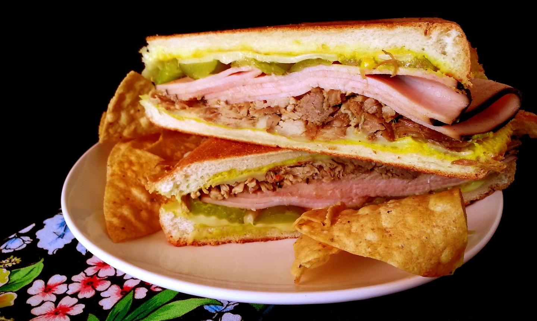 national sandwich month: the cubansandwich